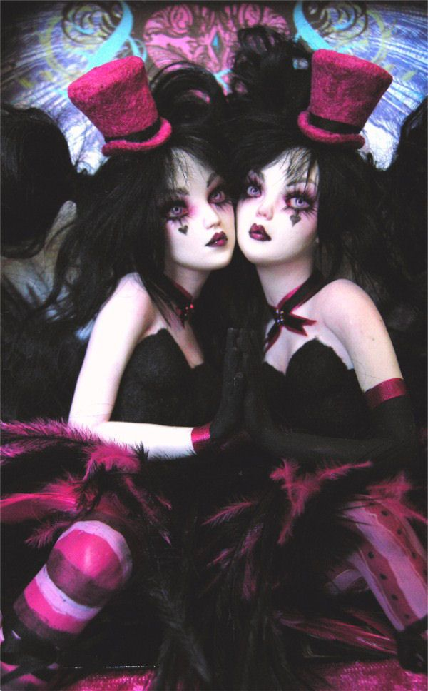 ~The Tweedles 1 by wingdthing.deviantart.com bjd~