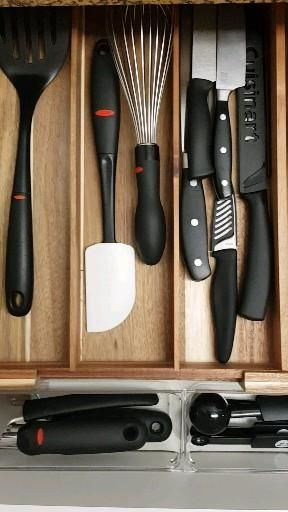 #oxo #organization #organizedrawers #kitchenorganizer #designaddicts #kitchendesign #idlivesimply