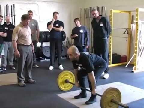 Mark Rippetoe Deadlift Set Up Wellness Pinterest Exercises