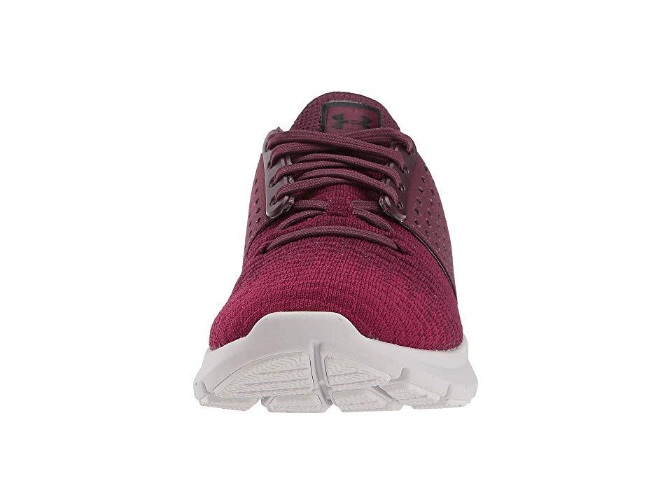 7ecb65bd5711c0 Under Armour Speedform Slingride 2 Fade Women s Running Shoes Raisin  Red Glacier Gray Black