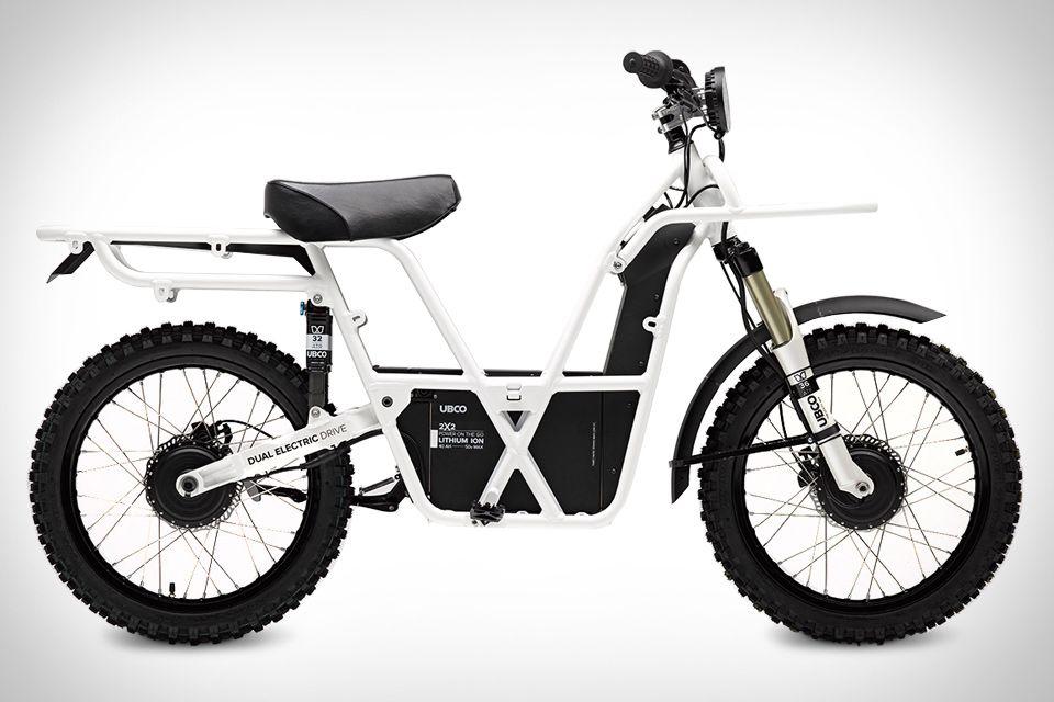 Ubco 2x2 Utility Bike Electric Motorbike