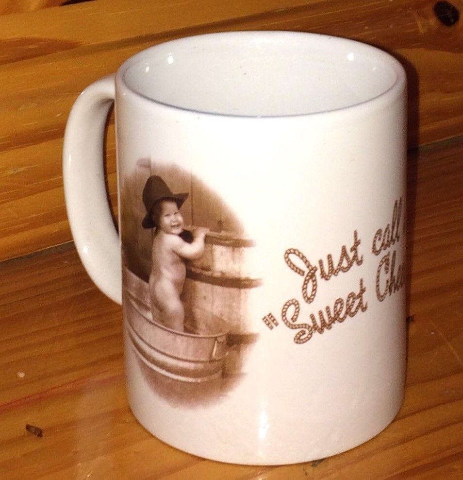 Leanin Tree Sweet Cheeks Mug
