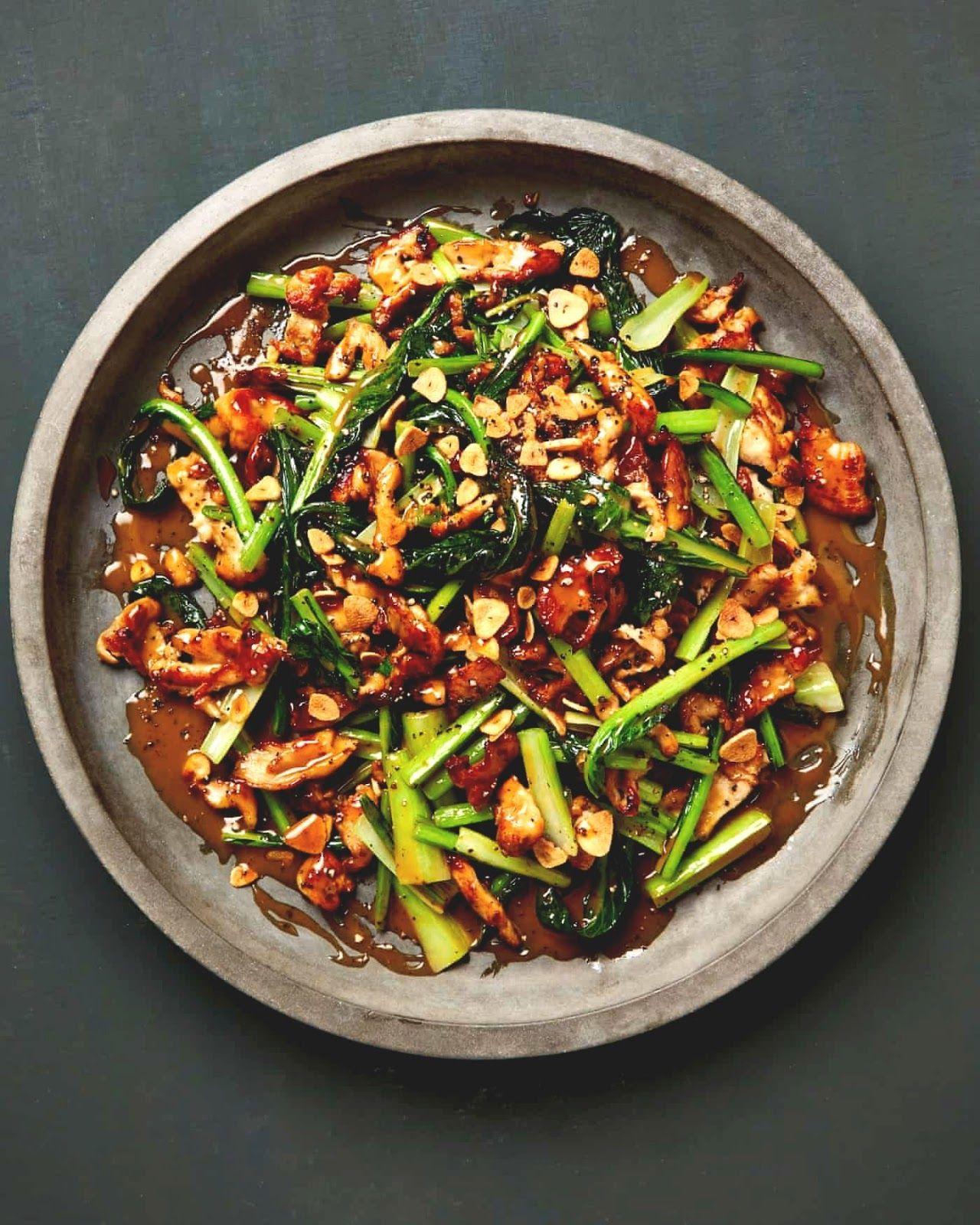 Photo of Black Pepper Chicken Stir Fry  – erdagardens.org