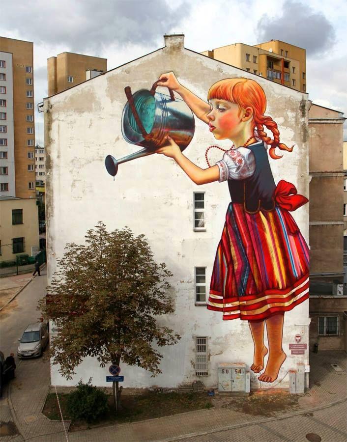 POLSKA, BIAŁYSTOK, art: Natalia Rak