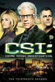 CSI - Scena del crimine (2000) Poster