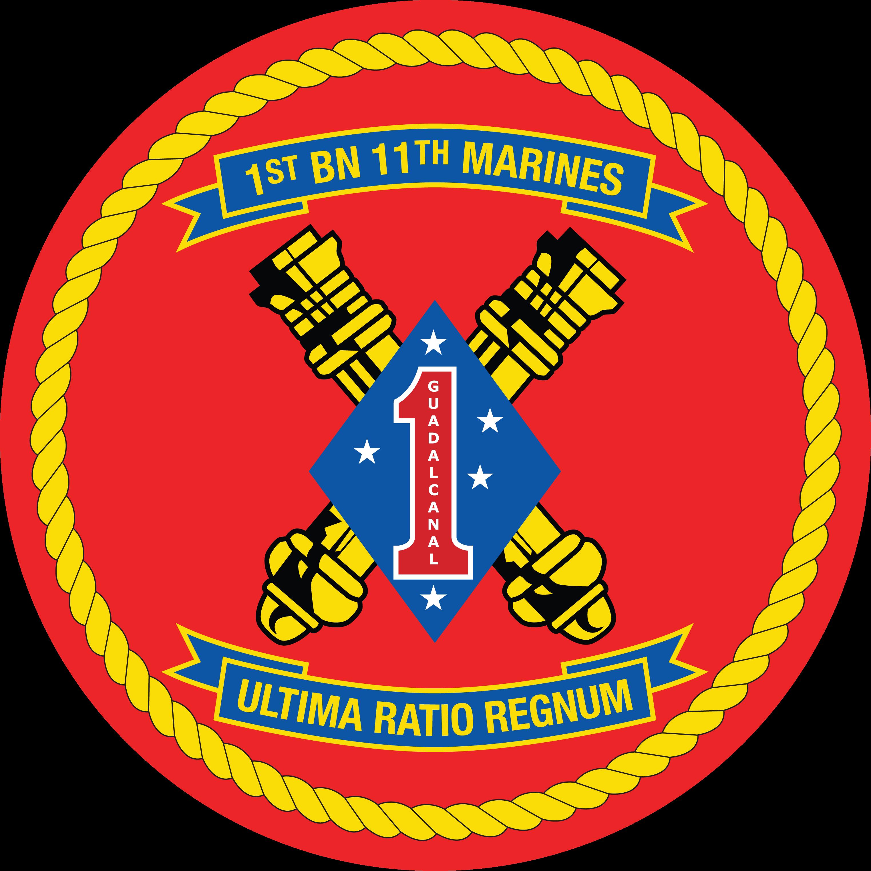 11th Marine Regiment patch