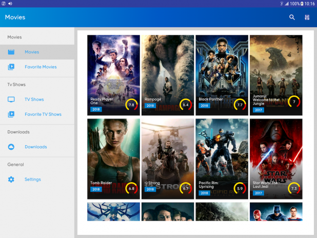 JetBOX App — Watch HD Movies & TV Shows for free on