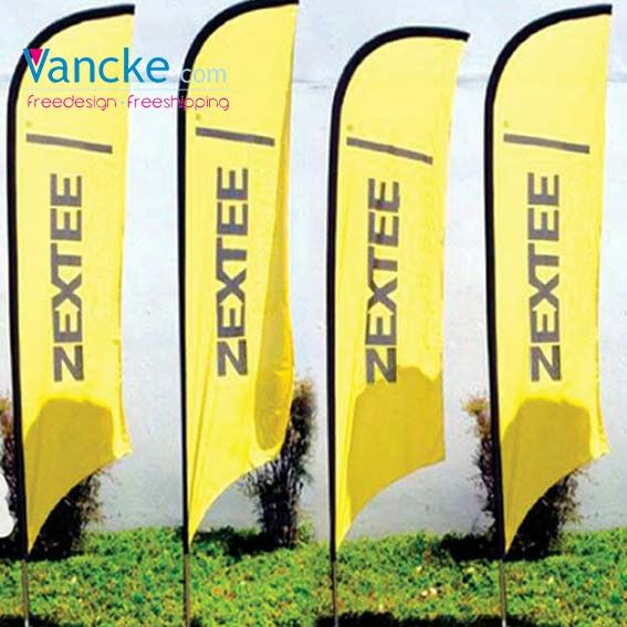 Advertising Banner Flags Outdoor Advertising Flags Teardrop Banner Flags Advertising Banners And Flags Advertisi Feather Flags Custom Feather Flags Beach Flags
