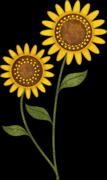 sunflowers digi's #10