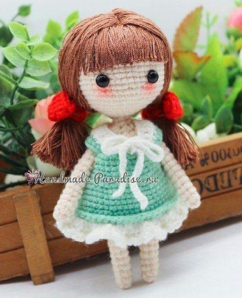 ami.dolls • амигуруми.только куклы | 코바늘 | Pinterest | Muñecas ...