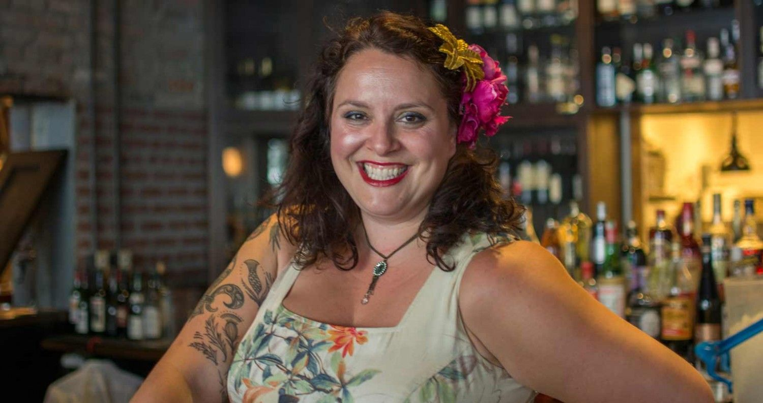 Abigail Gullo Appointed Head Bartender At Compere Lapin In New Orleans New Orleans Bartender Orleans