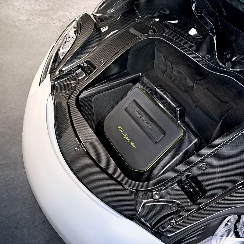 Peculiaridad: con Porsche Tequipment puedes configurar tu auto como lo desees.