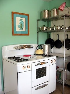 1950 S Kitchen Tour 1950s Kitchen Kitchen Retro Kitchen