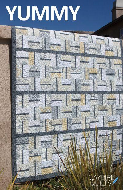 Yummy - Quilt Pattern | Jaybird Quilts | Sew-Quilt Patterns ... : jaybird quilt - Adamdwight.com