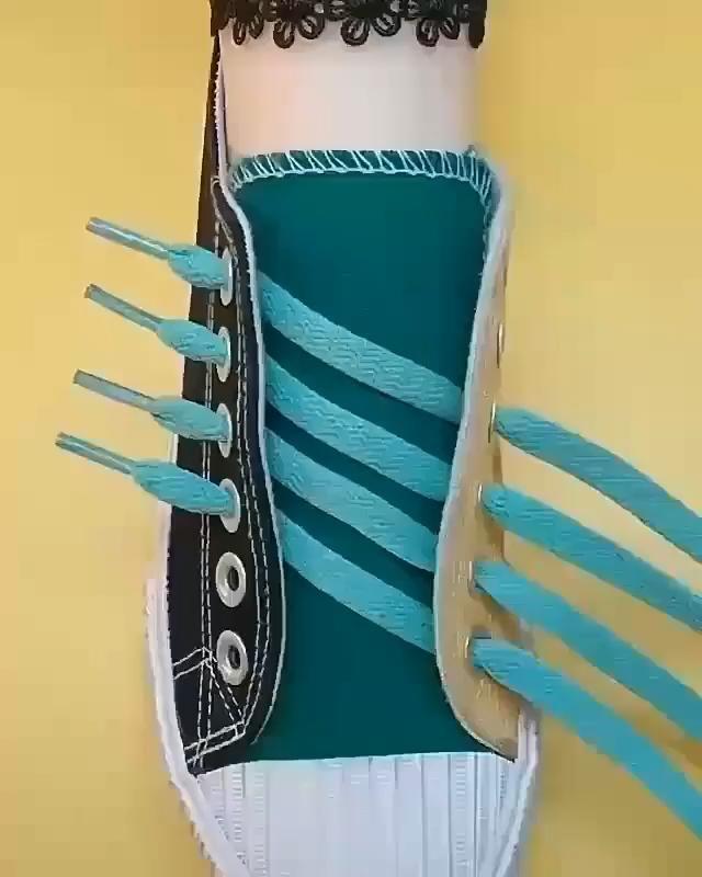 КЕДЫ шнуровка
