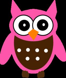cute pink owl clip art vector clip art online royalty free rh pinterest ca free printable clipart of owls free clipart images of owls
