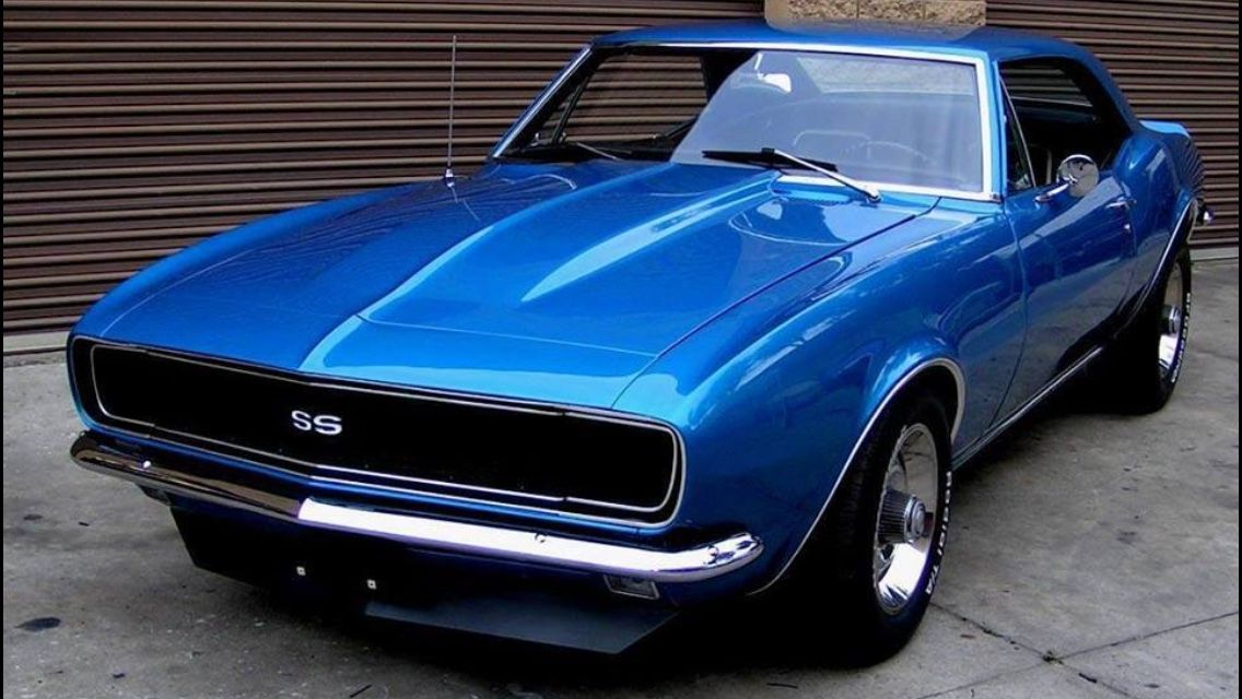 World S Best Muscle Cars