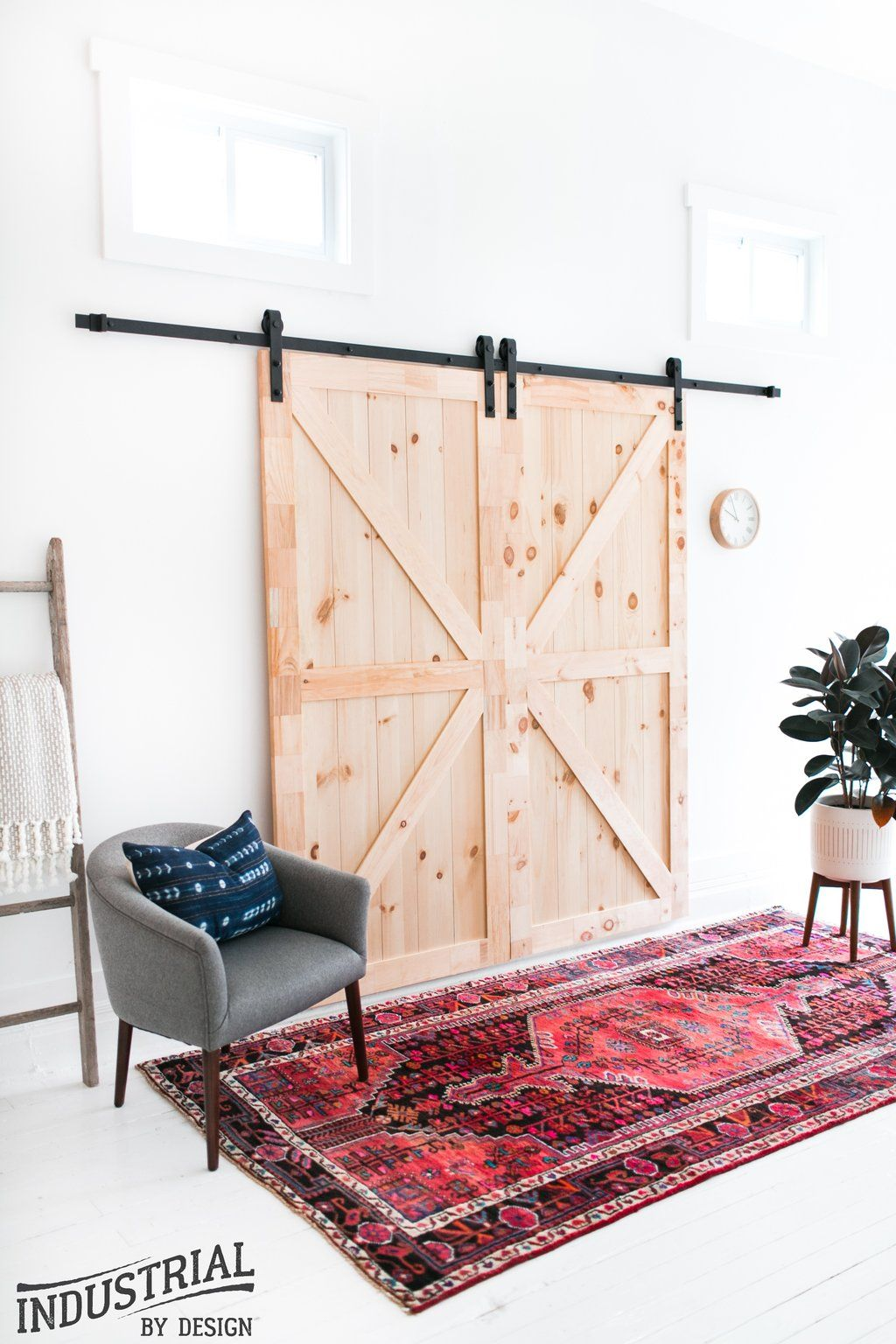 10 Foot Barn Door Hardware Kit Diy Barn Door Hardware Barn Door Hardware Diy Barn Door
