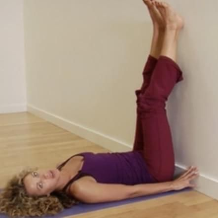 5 potential benefits of putting your legs up a wall every