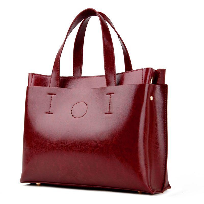 2017 Ladies Hand Bags Famous Brand Bags Logo Handbags Women ...