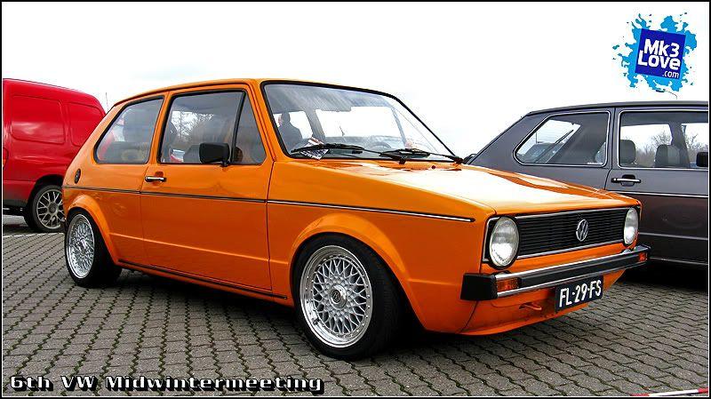 Vw Golf Mk1 Golf Mk1 Caribes Vw Vw Mk1 Autos