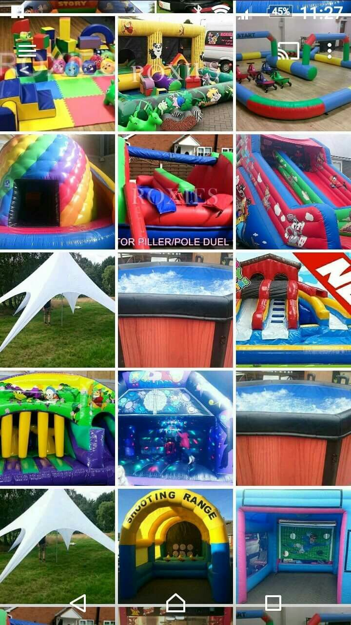 #Roxies #Bouncy #Castles and #softplay #Hire #Cannock #chase #Hednesford #Rugeley #penkridge #Burntwood #Lichfield #Stafford #Staffordshire 01543 422967 www.roxiesbouncycastlehire.co.uk #indoor and #outdoor #inflatables available - #clean #safe #top #quality #inflatables