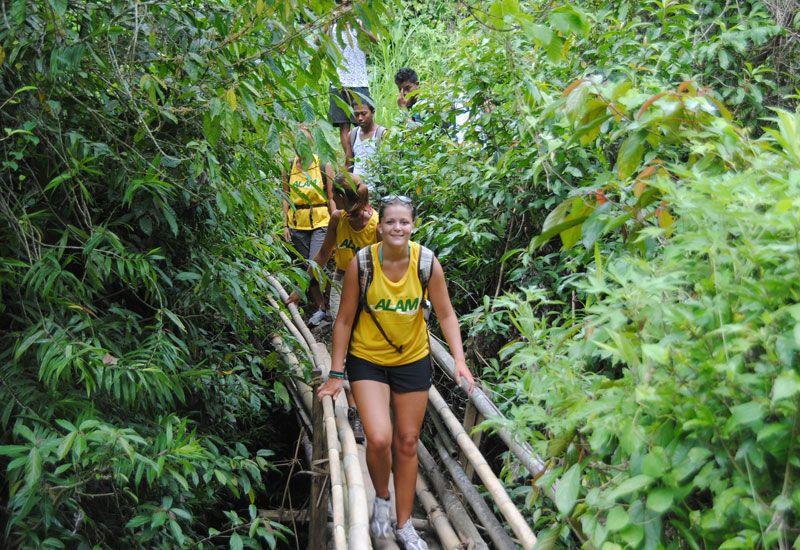 Secret Garden of Sambangan Trekking (With images