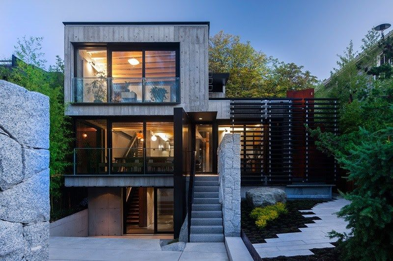 Contemporary-Small-House-Design-Front-Yard.jpg 800×533 pixels ...