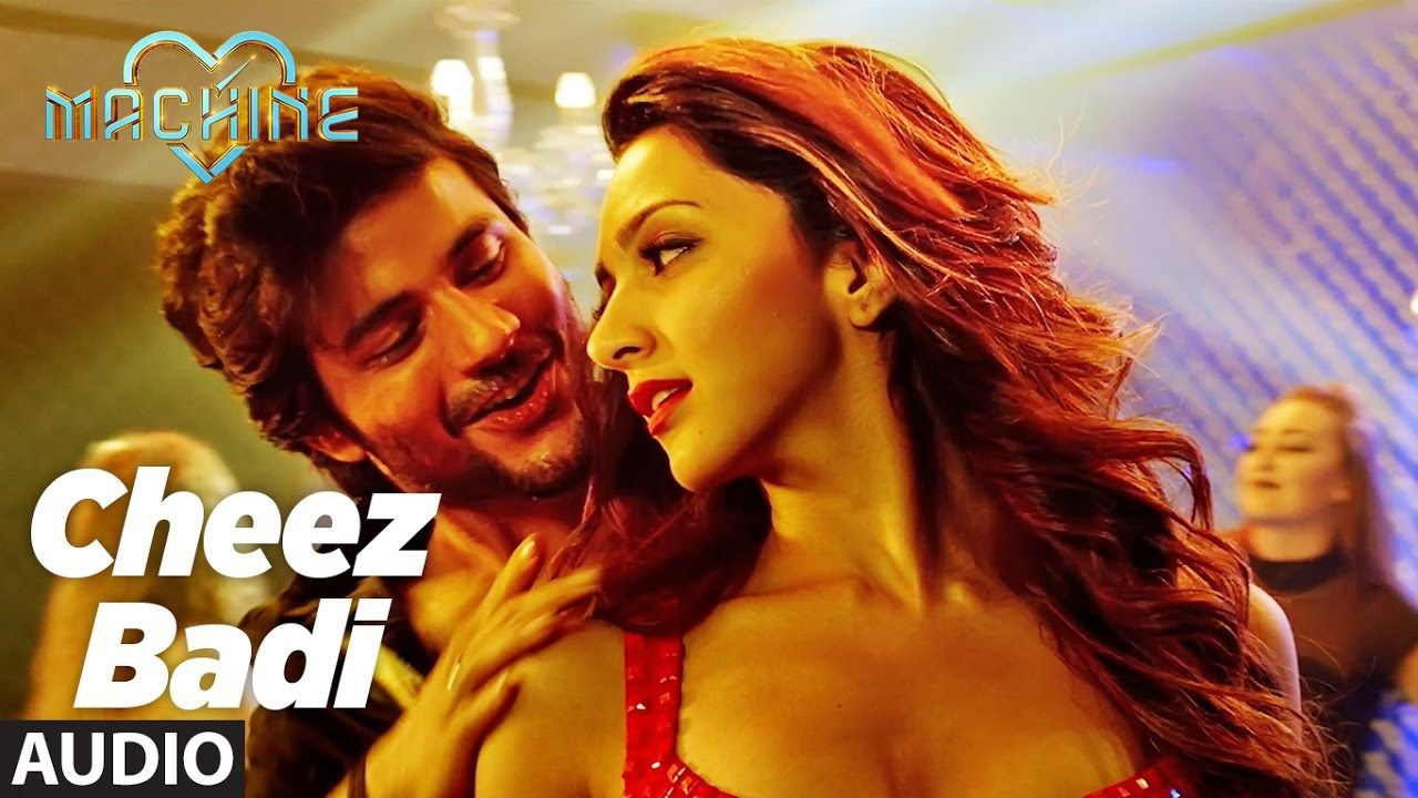 Presenting The Full Audio Song Tu Cheez Badi Hai Mast Mast From The Upcoming Bollywood Movie Machine This Movie I Mp3 Song Download Mp3 Song Bollywood Songs