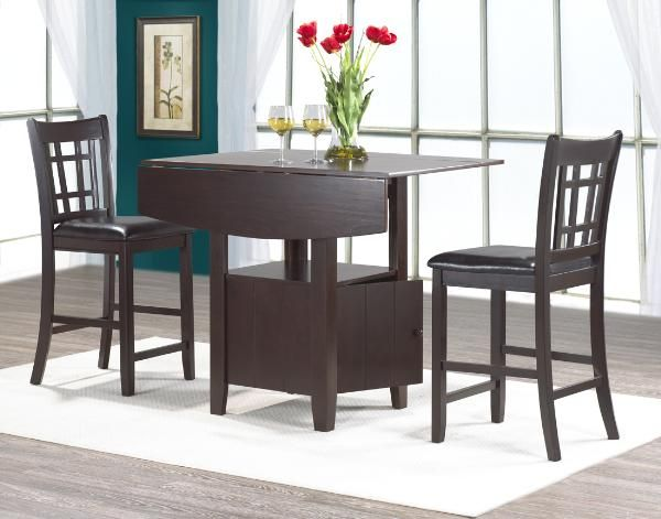 product code mz 2423 32 material wooden condo dining set product description table set for. Black Bedroom Furniture Sets. Home Design Ideas