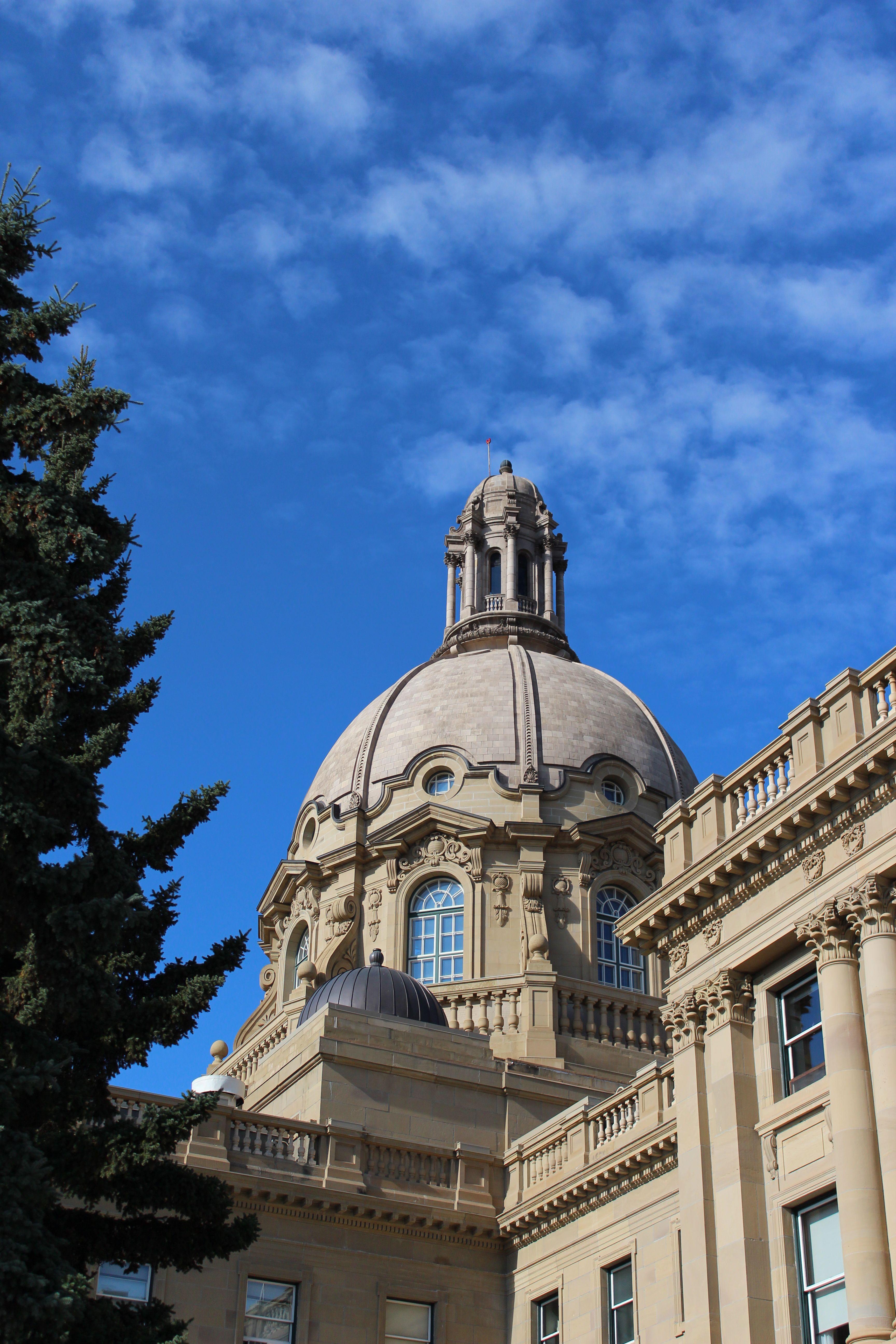 Edmonton Legislature Alberta canada, Edmonton, City