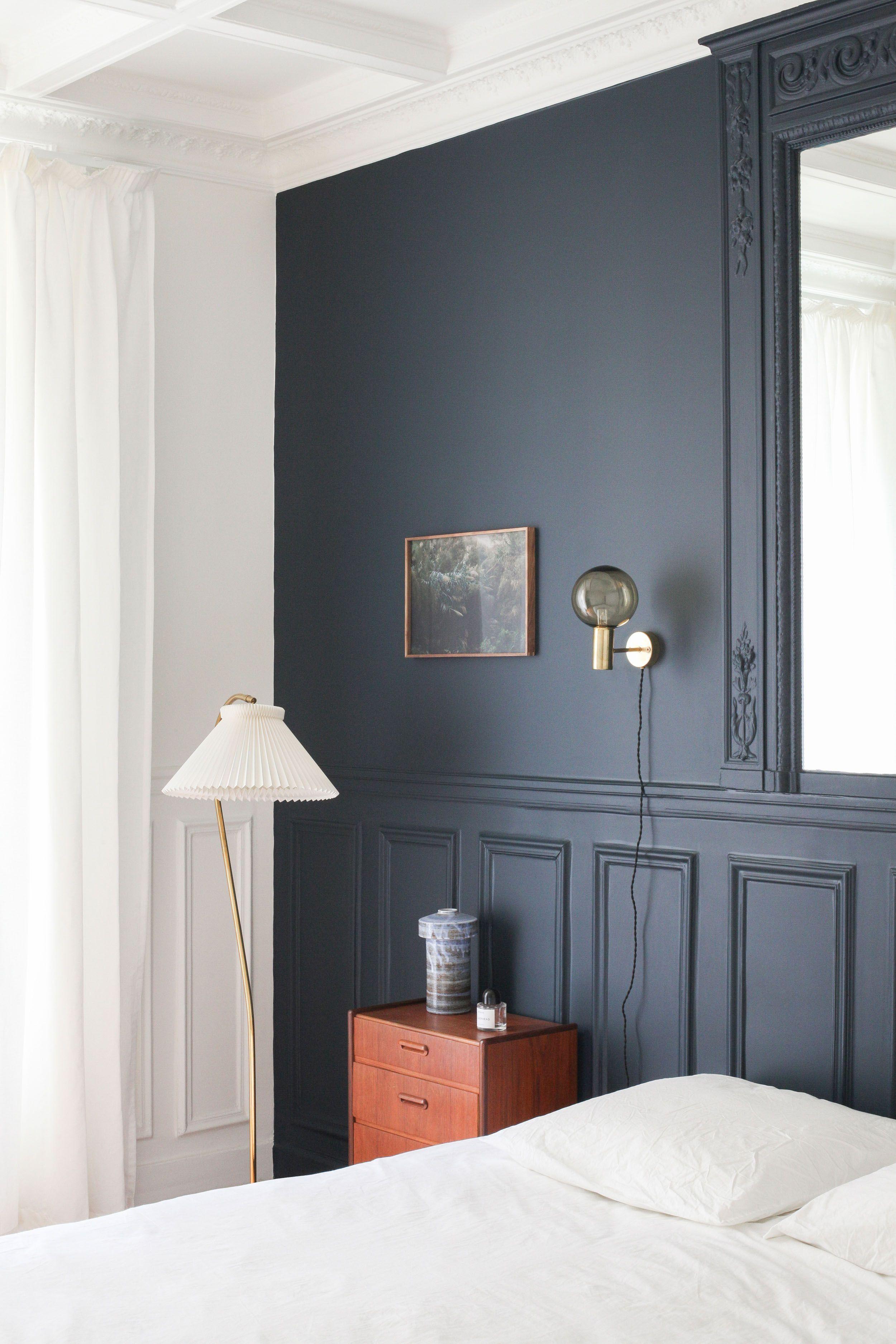Rénovation appartement haussmannien minimaliste à Paris ...