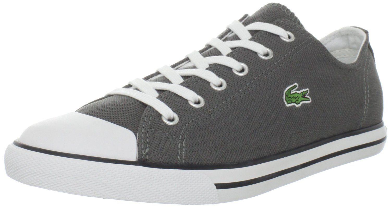 20ffcdeeea8891 Lacoste Men s L27 Low-Top Sneaker