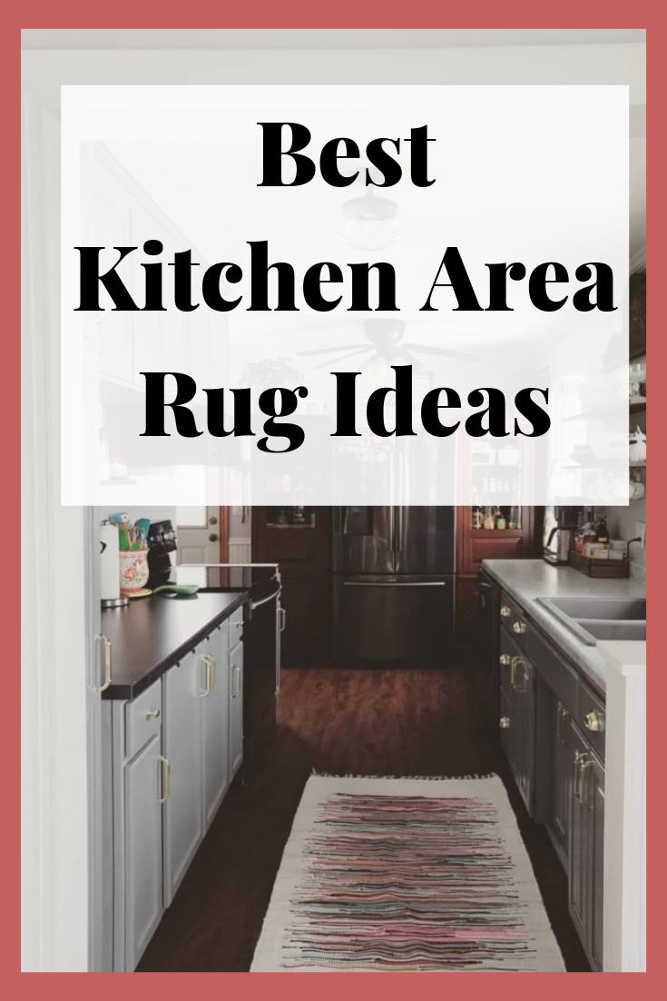 Kitchen Renovations Are So Expensive And Time Consuming However Sometimes All You Need Is To S Kitchen Area Rugs Kitchen Decor Inspiration Beautiful Kitchens