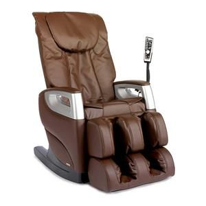 Cozzia 16018 Feel Good Series Shiatsu Massage Chair Price: $1,399.00