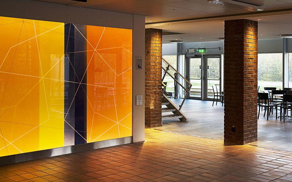 Annexet LTH LU Lund Ljussättning av konst WSP Ljusdesign