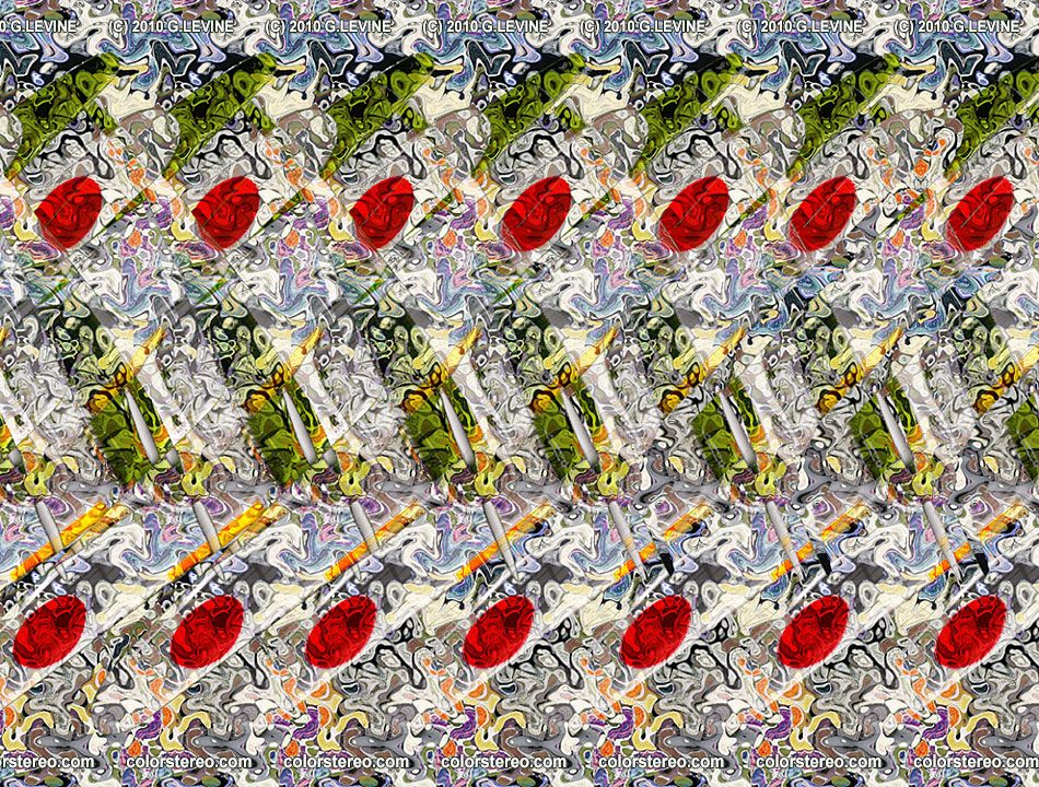 Color Stereo Hidden Image Stereogram Gallery Magic Eye Posters Hidden Images Eye Illusions