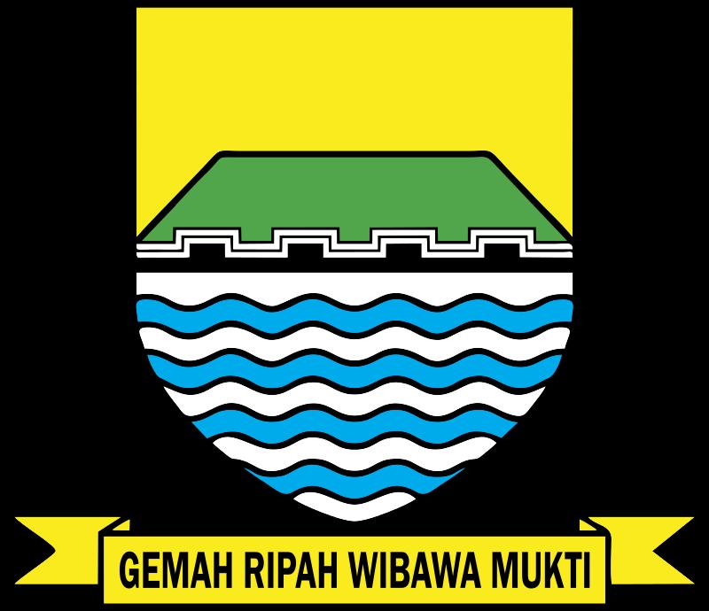 Bandung Capital Of Jabar Indonesia Region West Java Bandung Jabar Indonesia L18676 Bandung City Logo Kota