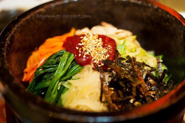 Foodgrapher Myoung Ga Korean Restaurant Surabaya Makanan