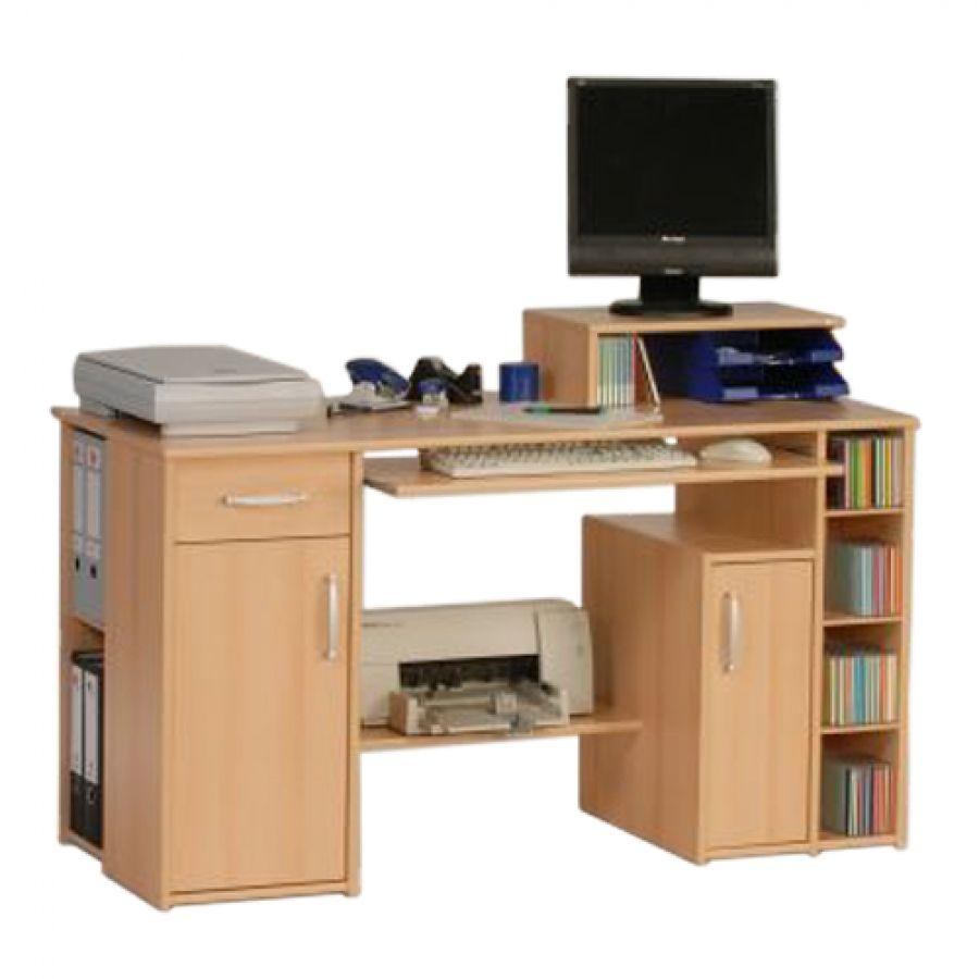 Computerschreibtisch Malio Bútor Home Office Computer