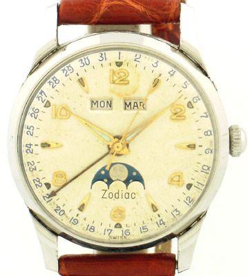 Second Time Around Vintage Watch: