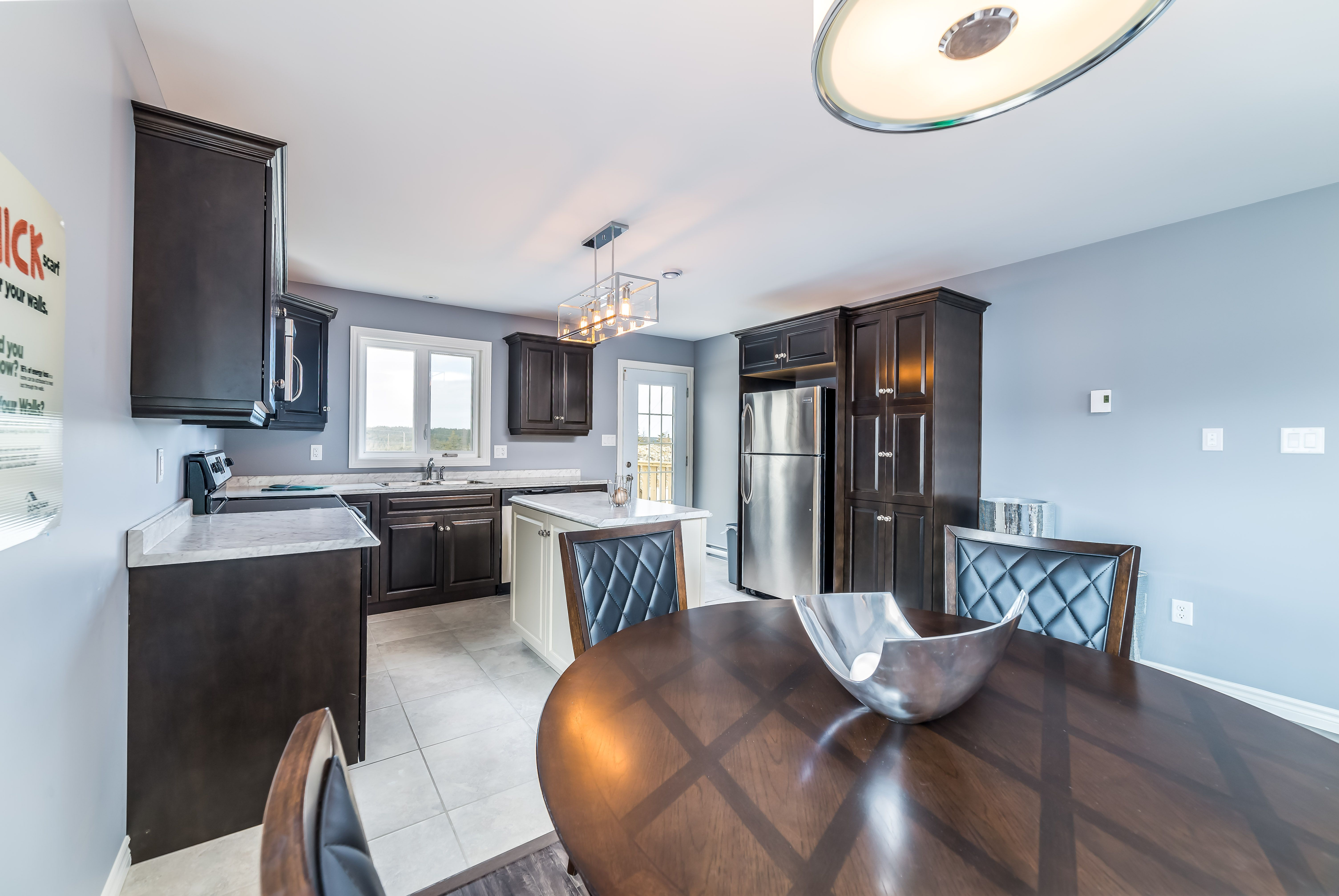 A Look At The Dining Area And Kitchen In Our Model Homecome See Mesmerizing Kitchen Model Design Inspiration