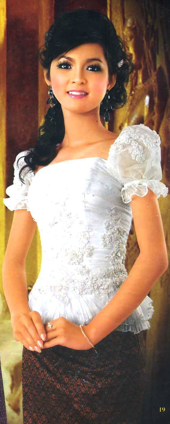 Pin by Thyda Hoth on Khmer   Pinterest   Traditional clothes ...
