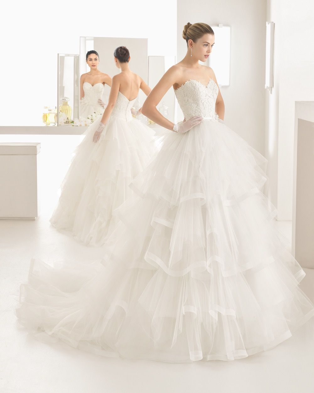 Wedding Gown Hong Kong: Two By Rosa Clara 2017 Bridal Collection