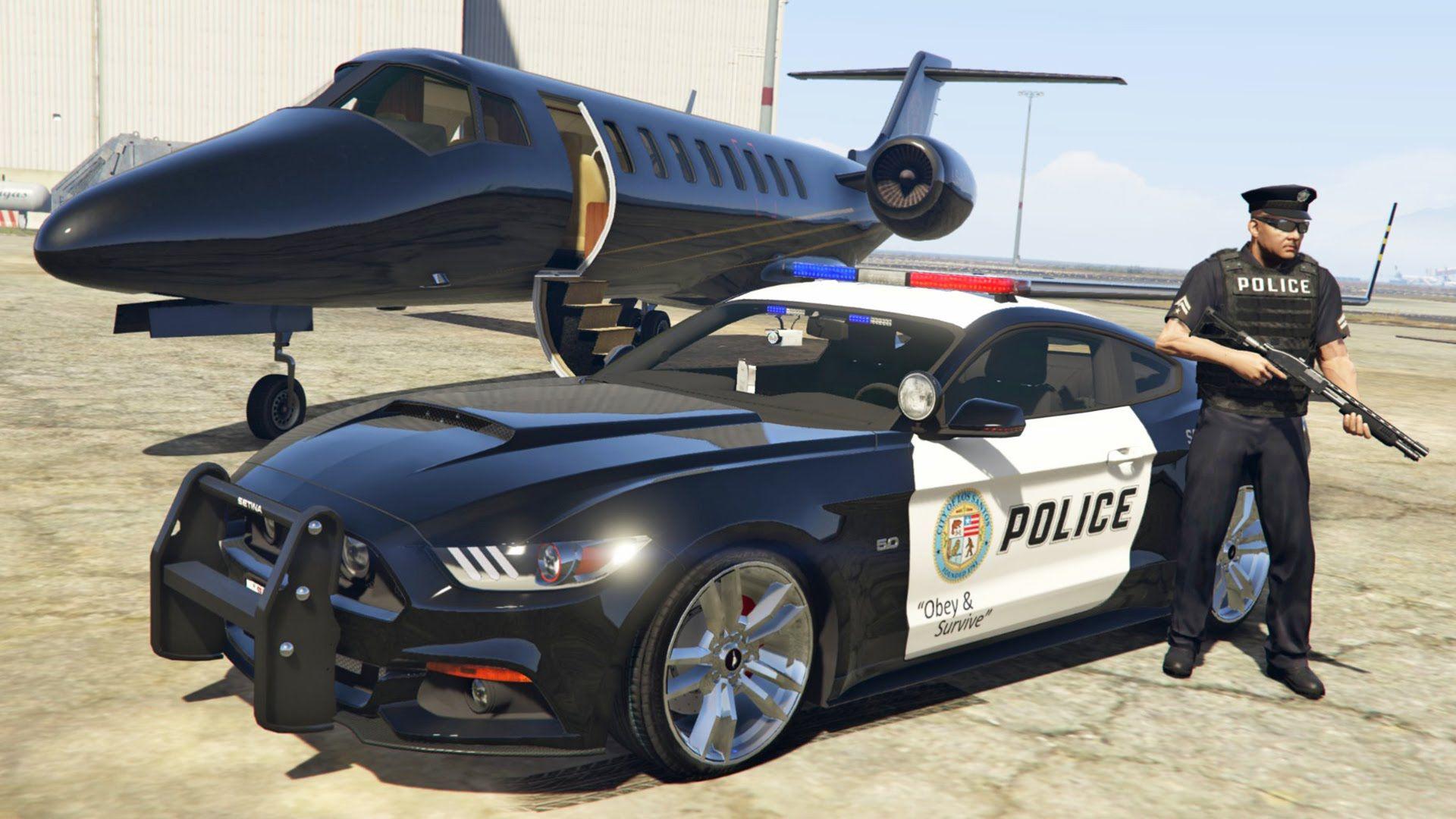 Gta V Buying Police Cars