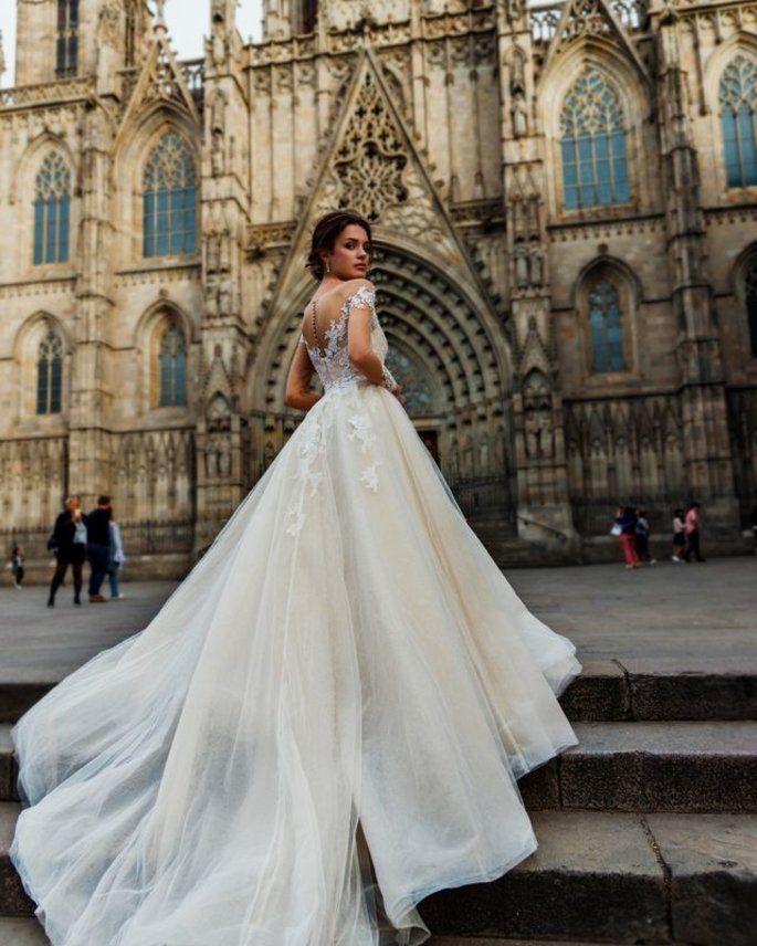 Вечерние платья Chana Marelus 2017-2018 | Платье на