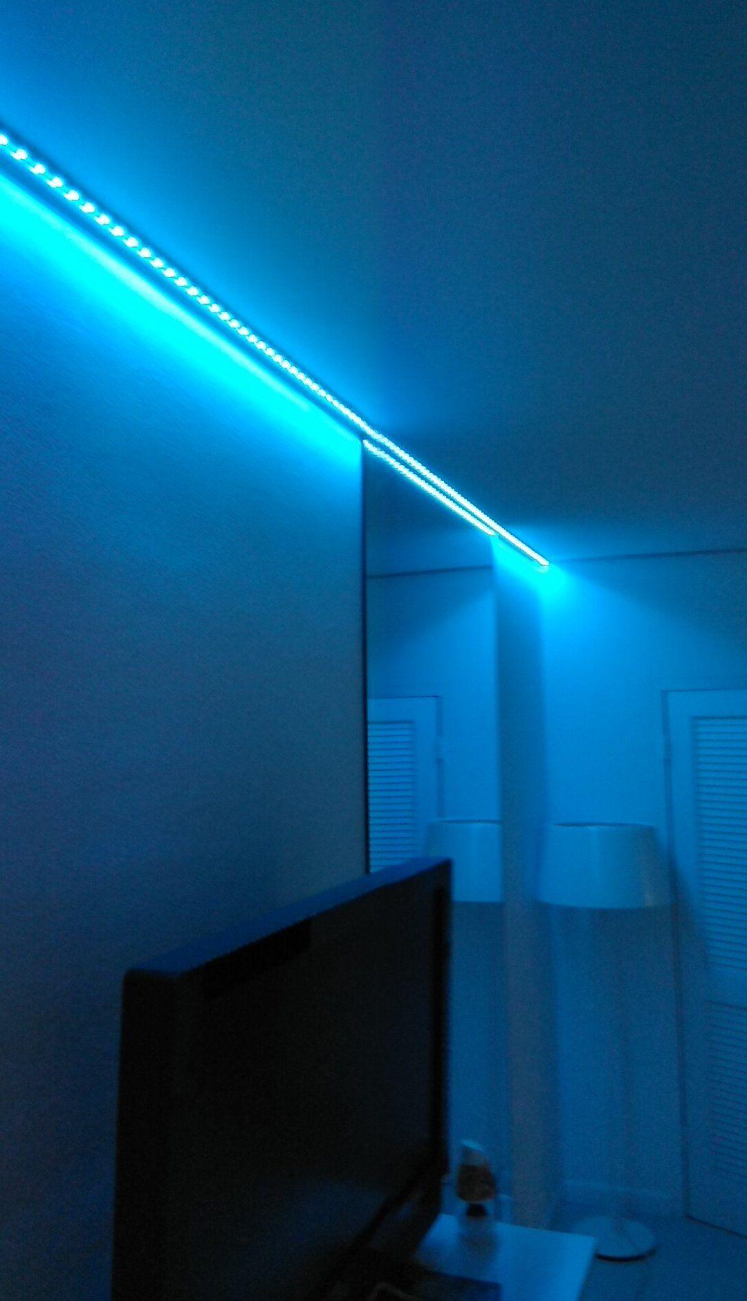 Led Strip Lights Led Strip Lights Bedroom Led Lighting Bedroom Colored Led Lights