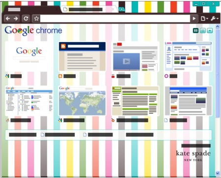 10 chic designer themes for Google Chrome | Tech Tips and