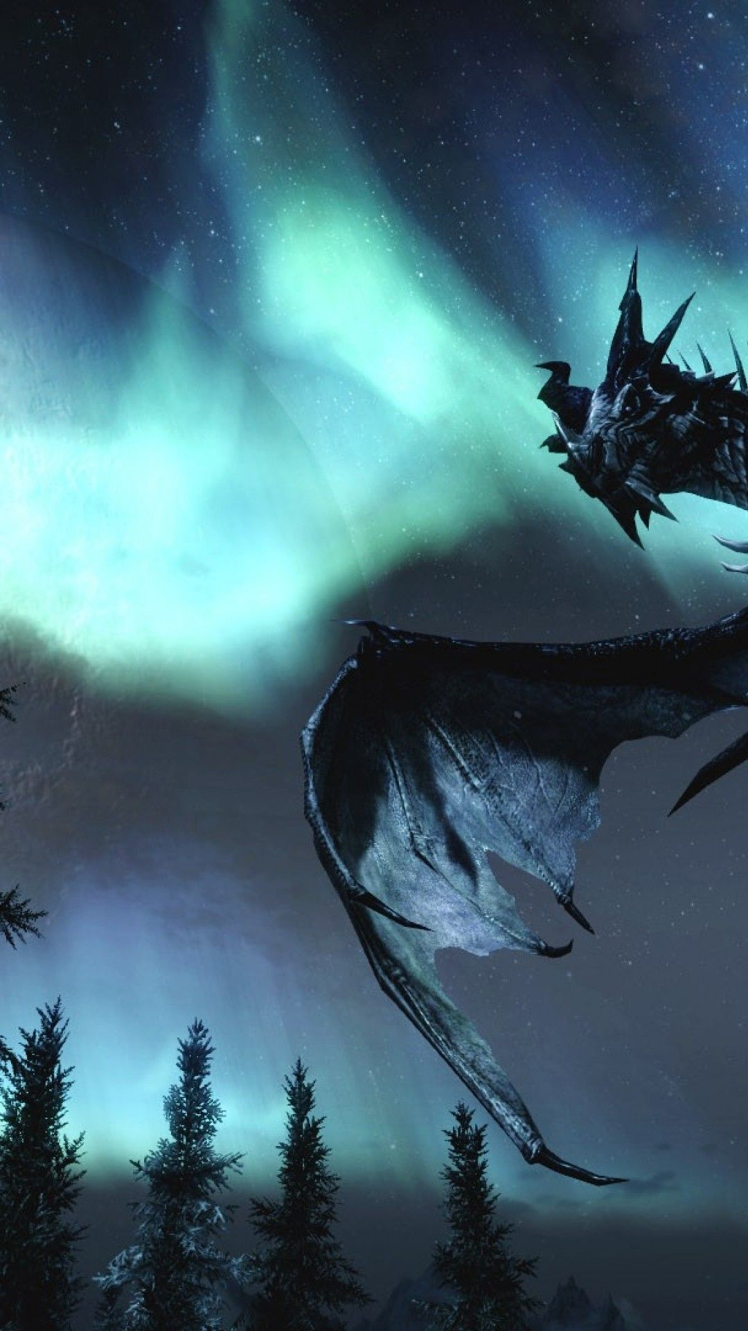 Skyrim Wallpaper Ios in 2020 (With images) Skyrim