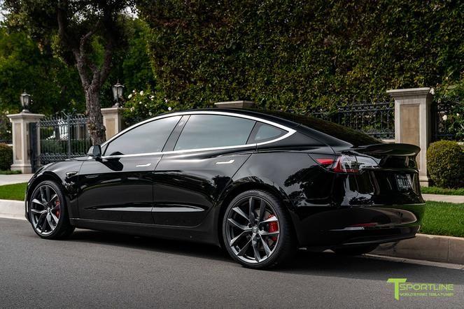 Tesla Model 3 20 (avec images)